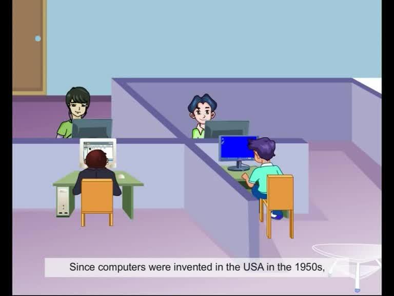 仁爱版九年级英语上册Unit 4 Topic 3 Section C(p101-1a)动画课文对话