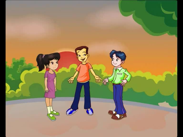 仁爱版九年级英语上册Unit 3 Topic 3 Section A(p71-1a)动画课文对话