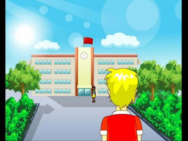 仁爱版九年级英语上册Unit 1 Topic 2 Section A(p9-1a)动画课文对话
