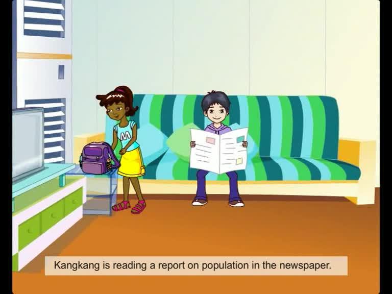 仁爱版九年级英语上册Unit 1 Topic 2 Section B(p11-1a)动画课文对话