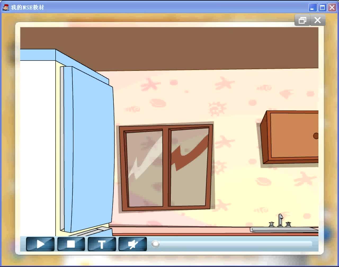 外研版英语七年级上Module4 Unit1-5动画课文对话